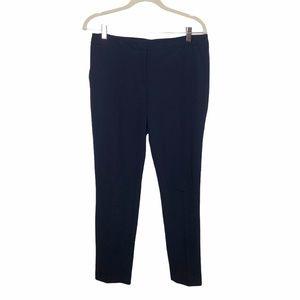 Tommy Hilfiger Navy Blue Dress Career Pants, Sz 6
